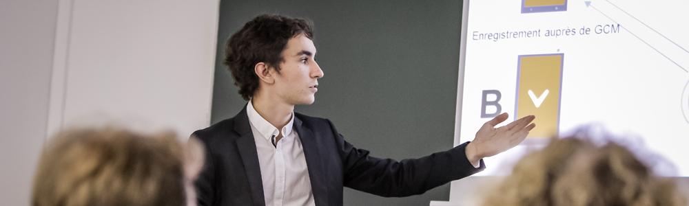 Forum des Projets Informatiques à IN'TECH